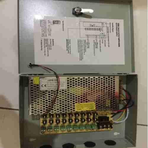 POWER SUPPLY 12V 10AMP BOX
