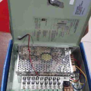 POWER SUPPLY 12V 30AMP BOX